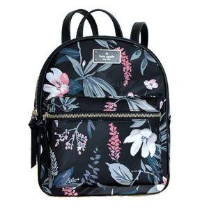 KATE SPADE Botanical Print BACKPACK Floral Bag
